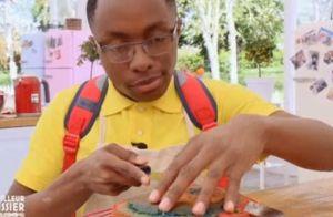 Julien (Le Meilleur Pâtissier) lycéen : Son organisation pendant le tournage