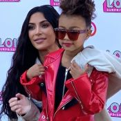 Kim Kardashian : Sa fille North, 5 ans, défile pour la première fois
