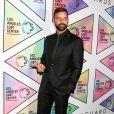 Ricky Martin au 49ème gala d'anniversaire annuel LA LGBT à l'hôtel Beverly Hilton à Beverly Hills, le 23 septembre 2018