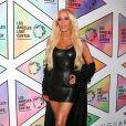 Gigi Gorgeous au 49ème gala d'anniversaire annuel LA LGBT à l'hôtel Beverly Hilton à Beverly Hills, le 23 septembre 2018
