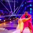 """Basile Boli dans """"Danse avec les stars 9"""" sur TF1, le 29 septembre 2018."""