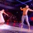 """Terence Telle dans """"Danse avec les stars 9"""" sur TF1, le 29 septembre 2018."""