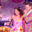 """Lio dans """"Danse avec les stars 9"""" sur TF1, le 29 septembre 2018."""