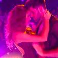 """Carla Ginola dans """"Danse avec les stars 9"""" sur TF1, le 29 septembre 2018."""