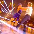 """Jeanfi Janssens dans """"Danse avec les stars 9"""" sur TF1, le 29 septembre 2018."""