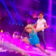 """Héloïse Martin dans """"Danse avec les stars 9"""" sur TF1, le 29 septembre 2018."""