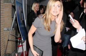 Jennifer Aniston, fini la fête, retour au boulot !