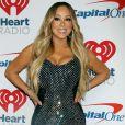 Mariah Carey à la conférence de presse du 2018 iHeartRadio Music Festival à Las Vegas, le 21 septembre 2018.