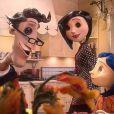 """Des images de """"Coraline"""", le nouveau film d'Henry Selick !"""