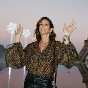 Fashion Week : Cindy Crawford applaudit sa fille Kaia avec Kate Moss