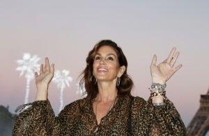 Fashion Week : Cindy Crawford applaudit sa fille Kaia avec Kate Moss