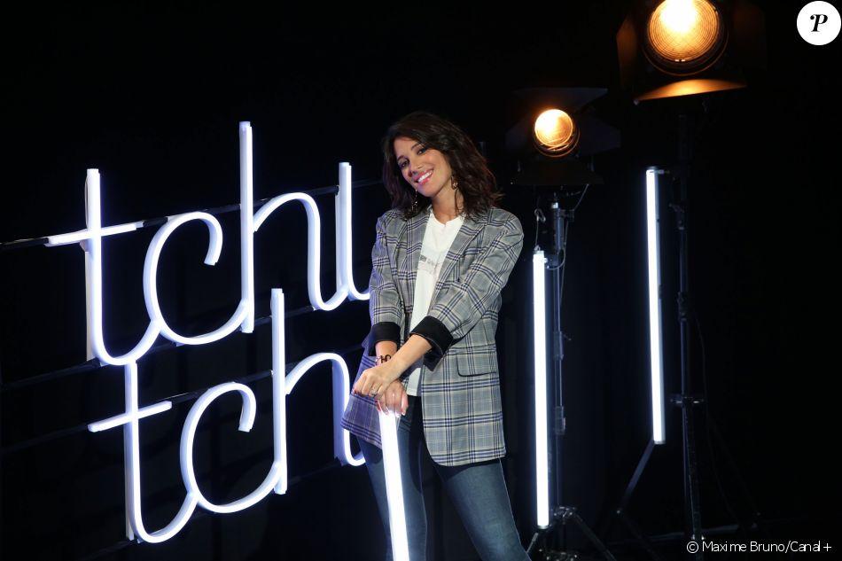 Laurie Cholewa, animatrice de Tchi Tcha sur Canal +