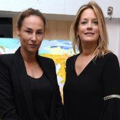 Vanessa Demouy retrouve Anne Gravoin pour soutenir la peintre Caroline Faindt