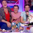 """Marie-Christine et ses enfants Mehdi et Tijani - """"Tout le monde veut prendre sa place"""", France 2, jeudi 13 septembre 2018"""