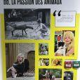 Vernissage de l'exposition de Brigitte Bardot au Château de la Buzine à Marseille. Le 26 septembre 2018 © Patrick Carpentier / Bestimage