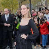 Fashion Week : Pauline Ducruet et Olivia Wilde, épatées par Kaia Gerber