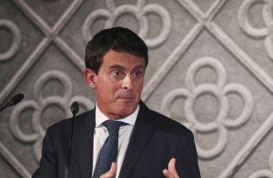 Manuel Valls à Barcelone :