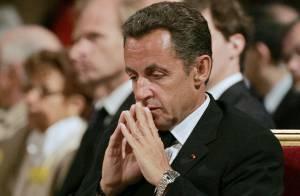 Nicolas Sarkozy a rendu un dernier hommage hier soir à Carlos...