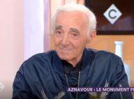 Charles Aznavour : Sa dernière télé, trois jours avant sa mort