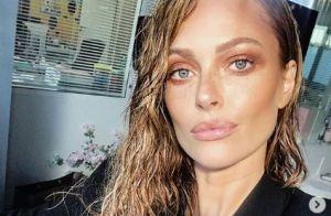Caroline Receveur : Star de la Fashion Week, elle dévoile ses