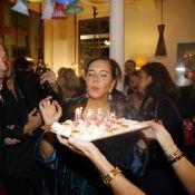 Marianne James et Alexandra Kazan festives pour un bel anniversaire