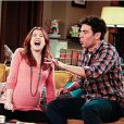 Alyson Hannigan dans la saison 7 de How I Met Your Mother, 2011-2012.