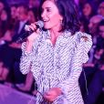 """Exclusif - Jenifer Bartoli - 12ème édition du """"Casa Fashion Show"""" au Sofitel Casablanca Tour Blanche à Casablanca au Maroc le 21 avril 2017. © Philippe Doignon/Bestimage"""