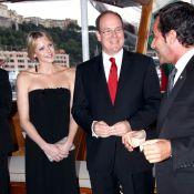 Le Prince Albert de Monaco et Charlene... coucou, la revoilou ! !