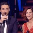 """Alain Delon fait une déclaration à Fauve Hautot dans """"Danse avec les stars 9"""" diffusé samedi 13 octobre 2018 - TF1"""