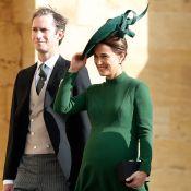 Pippa Middleton maman : Première sortie avec bébé, au prénom toujours secret