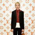 Michelle Williams - Soirée d'inauguration du pop-up store dédié à la collaboration 'Louis Vuitton x Grace Coddington. New York, le 25 octobre 2018.