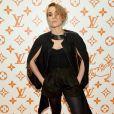 Noomi Rapace - Soirée d'inauguration du pop-up store dédié à la collaboration 'Louis Vuitton x Grace Coddington. New York, le 25 octobre 2018.