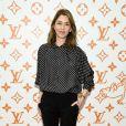 Sofia Coppola - Soirée d'inauguration du pop-up store dédié à la collaboration 'Louis Vuitton x Grace Coddington. New York, le 25 octobre 2018.