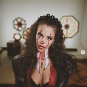 DALS 9 – Shy'm très décolletée : Son look spécial Halloween n'effraie personne