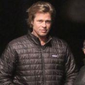 """Brad Pitt se remariera selon ses amis : """"Ça ne sera pas avec une célébrité"""""""