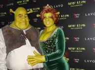 Heidi Klum : Princesse Fiona amoureuse avec Tom pour Halloween