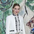 Léa Seydoux - Photocall du défilé de la collection croisière Louis Vuitton 2019 dans les jardins de la fondation d'art Maeght à Saint-Paul-De-Vence, France, le 28 mai 2018. © Olivier Borde/Bestimage