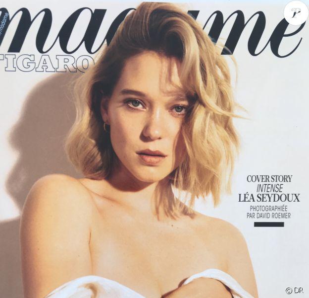 """Couverture du magazine """"Madame Figaro"""" en kiosque le 2 novembre 2018"""