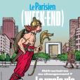"""Couverture du """"Parisien Week-End"""" du 2 novembre 2018"""