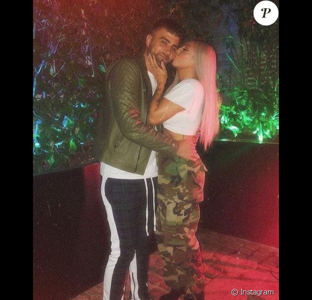 Jesy Nelson et Harry James s'affichaient encore amoureux sur Instagram le 1er octobre 2018