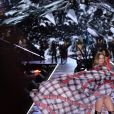Behati Prinsloo - Défilé Victoria's Secret 2018 à New York. Le 8 novembre 2018.