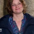 """Aude - """"L'amour est dans le pré 2018"""" sur M6. Le 5 novembre 2018."""