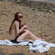 """""""Lindsay Lohan se détend et bronze à Hawaï"""""""