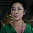 Extrait de Crazy Rich Asians avec Michelle Yeoh.