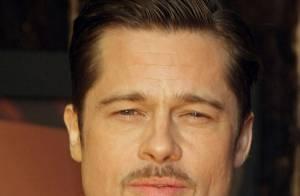 Brad Pitt est arrivé à Cannes... sans Angelina Jolie !