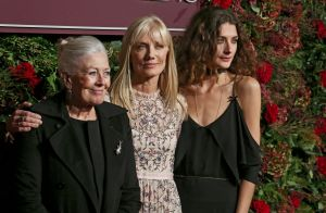 Cressida Bonas : L'ex du prince Harry, radieuse devant Claire Foy