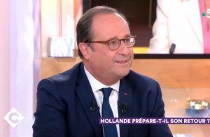 François Hollande répond au tacle de Ségolène Royal par un autre tacle...