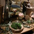 """Exclusif - Ambiance - La nouvelle maison de joaillerie Française """"Joïkka"""" lance sa première collection à l'hôtel Fauchon à Paris le 20 novembre 2018. © Denis Guignebourg/Bestimage"""