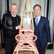 Jean Paul Gaultier et Stéphane Bern : Sapins haute couture sinon rien...
