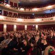 """Exclusif - Ambiance - Spectacle """"Peau d'âne"""" lors de la réouverture du théâtre Marigny à Paris le 22 novembre 2018. © Olivier Borde - Cyril Moreau / Bestimage"""